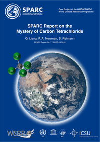 SPARC Report on the Mystery of Carbon Tetrachloride 2016