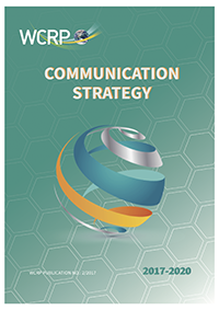 WCRP Communication Strategy
