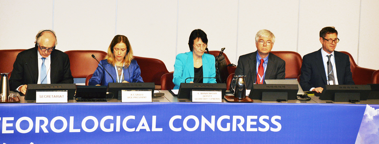 WMO Cg18 Science To Policy