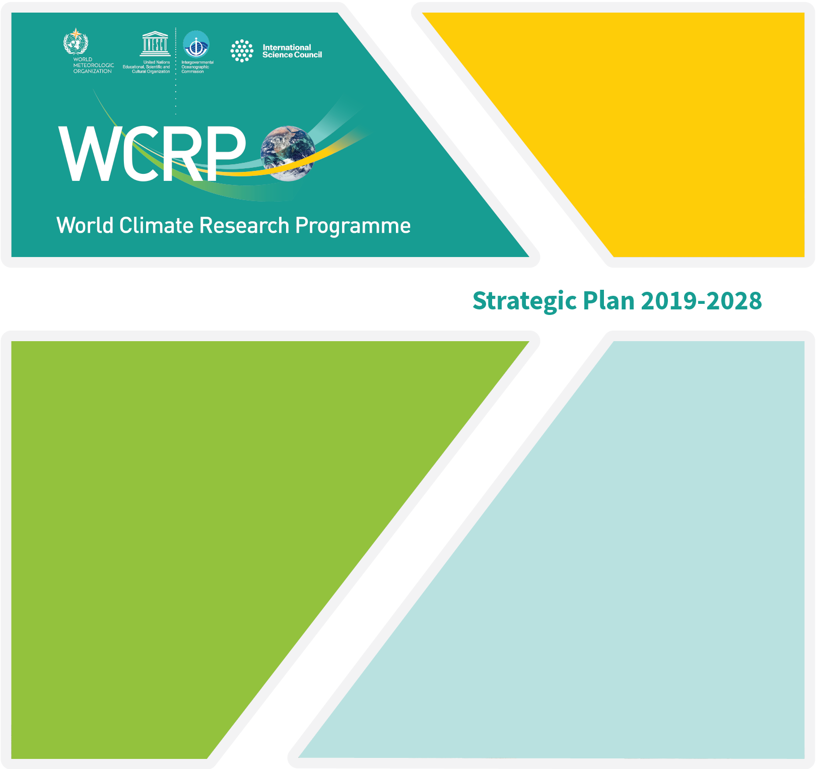 WCRP Strategic Plan A4 SQ July2018 01