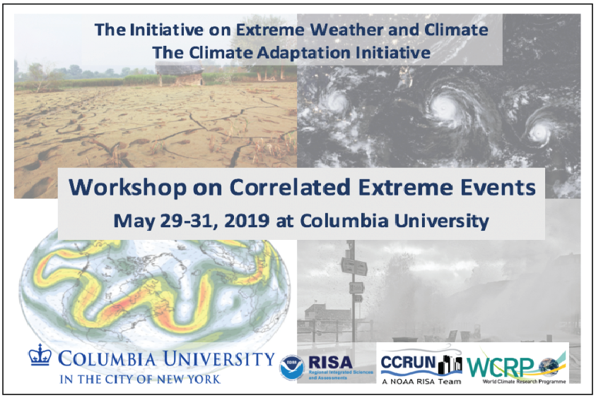 Workshop on Correlated Extremes