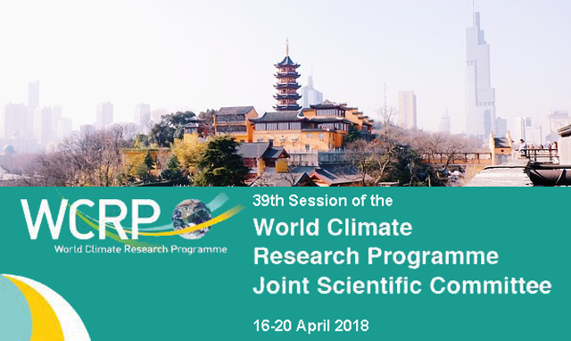 39th Session of the WCRP Joint Scientific Committee