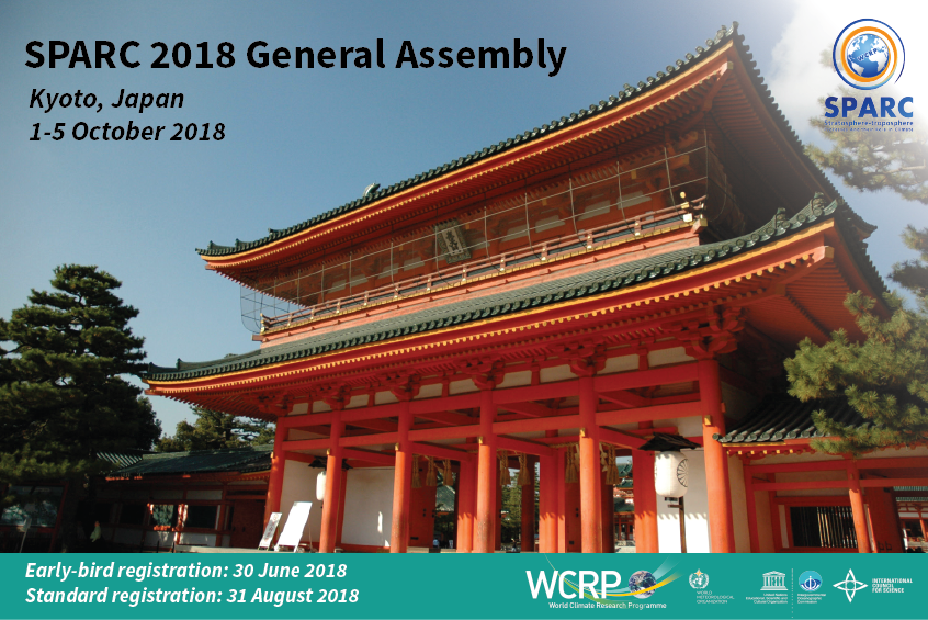 SPARC 2018 General Assembly
