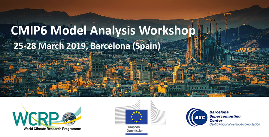 CMIP6 Model Analysis Workshop