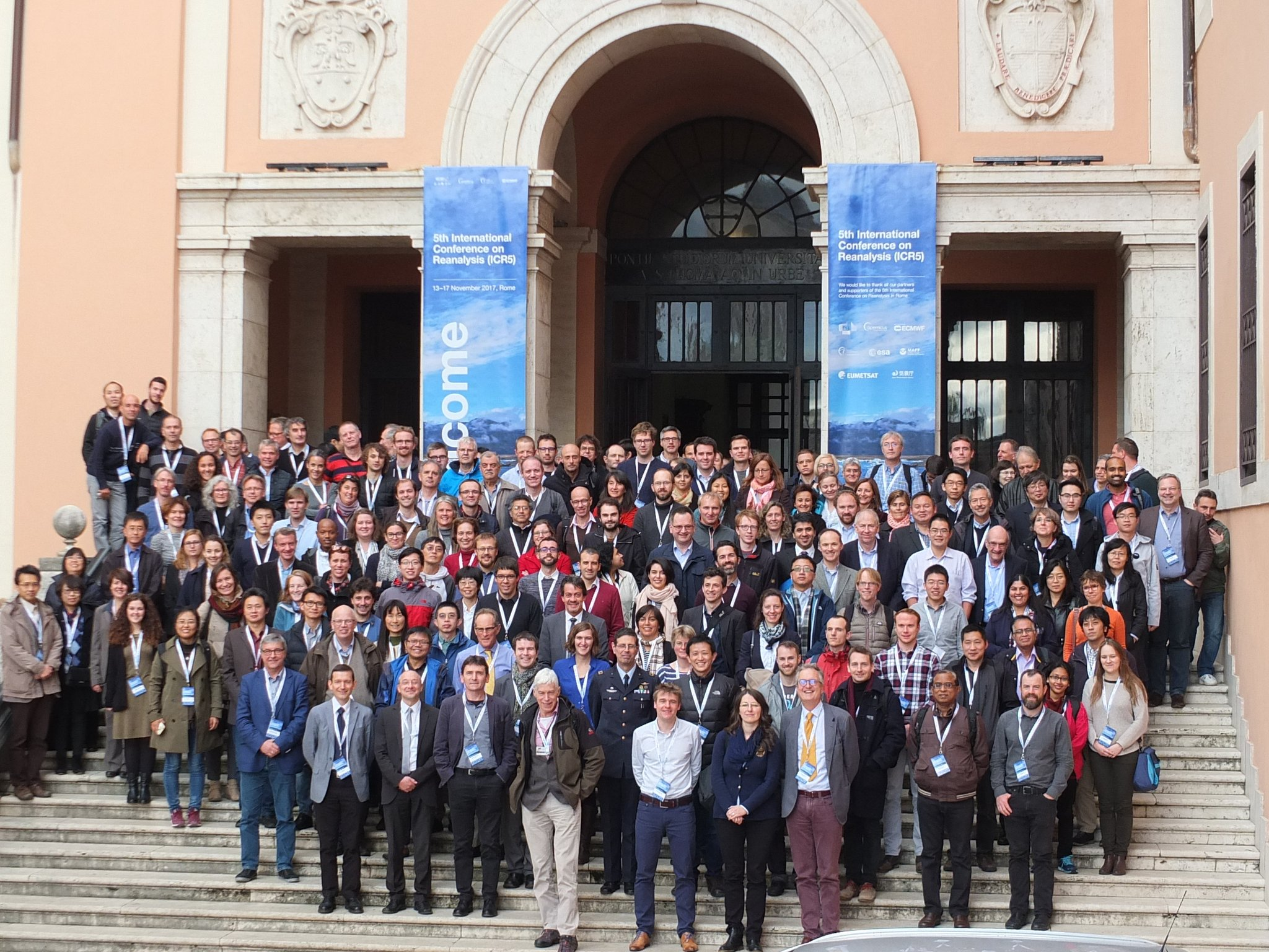 ICR5 group photo
