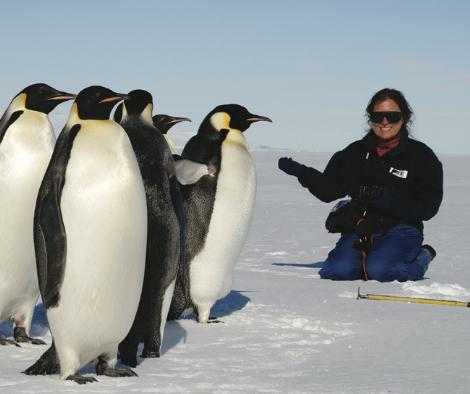 Polar Record Education Outreach