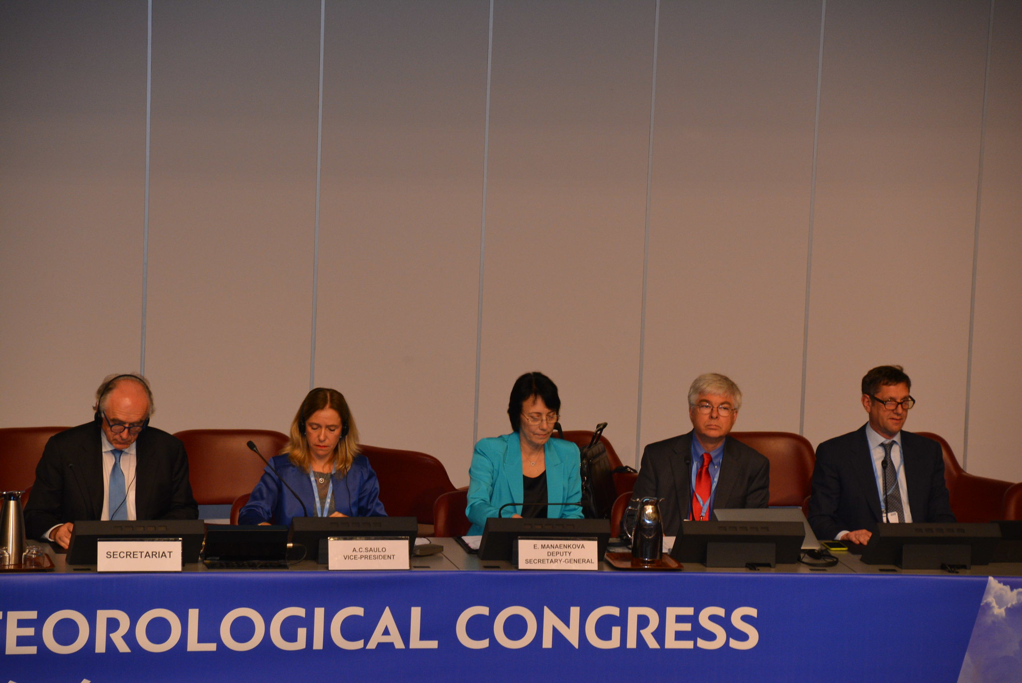 WMO Cg18 Science to Policy panel