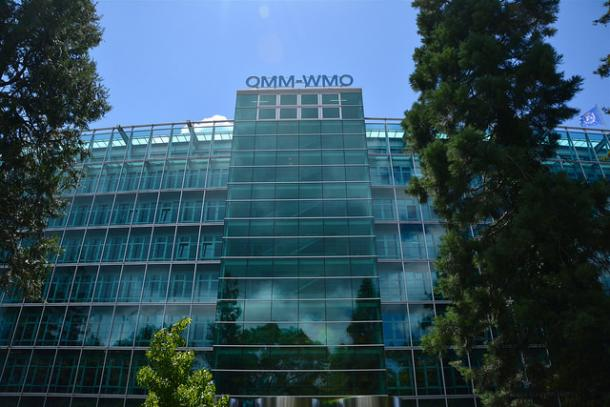 Photo of WMO building
